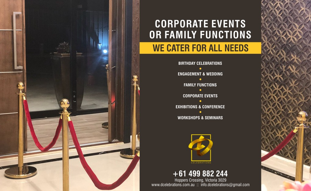 Best Venue For Your Corporate Event