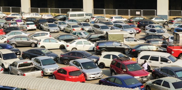 Arrange For Adequate Parking  at Event Venue