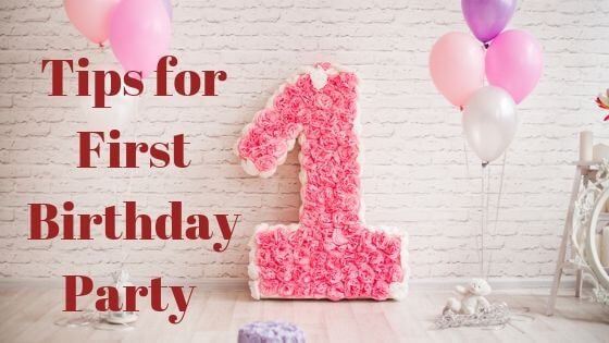 First Birthday Party celebrations at best venue