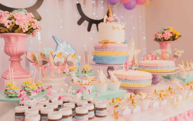 first birthday party ideas for your loved one